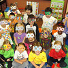 2012 100th Day Celebrations at MISD Elementary Schools : On Thursday, February 2, the staff and students of some of our Elementary Schools marked the 100th day of school by dressing up as centenarians.