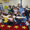 "Anderson Elementary 'First Grade - Dress for a Job Day' : First Grade Students at Charlotte Anderson Elementary dressed for success on Friday, October 12, 2012, with their ""First Grade - Dress for a Job Day.""  Students were involved with classroom activities and held a parade in the halls, carrying signs according to for their job titles."