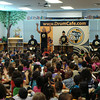 D.P. Morris Elementary School Drum Cafe : D.P. Morris Elementary Drum Café was held on October 4th, it was a musical, multicultural program, focusing on leadership, character, and their new team focus.