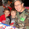 D.P. Morris Elementary 2011 Veterans Day Lunch :
