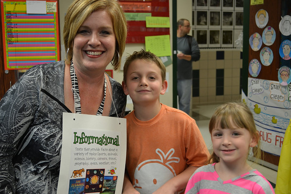 Daulton Elementary 2012 Literacy Night