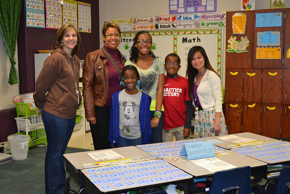 Daulton Elementary Math and Science Night
