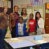 Daulton Elementary Math and Science Night : Anna May Daulton Elementary School held their Math and Science Night on January 24, 2012.  This is an annual event with games and experiments for each grade level.