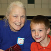 "Grandparent's Day at Willie Brown : Willie Brown Elementary celebrated Grandparent's Day on March 11. Grandparents and ""Grandfriends"" were invited to visit the school to accompany their grandchildren at lunch. The special guests also had a chance to take part in some fun classroom activities."