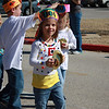 J.L. Boren 100th Day Parade : The Kindergarten students and teachers of J.L. Boren Elementary marched in style as they celebrated the 100th day of school on February 15. Parents and students lined the streets to cheer for the stars of the parade, who wore colorful shirts and hats they designed themselves!