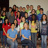 Cross Timbers Penny War : The Student Government students at Cross Timbers Intermediate School coordinated a Penny War to raise money for the American Red Cross relief efforts for Japan. After just seven days of fundraising, CTIS was proud to present the American Red Cross with a donation of more than $2,500!