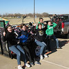"Bike Drive at Mary Orr : The Student Council of Mary Orr Intermediate School hosted the ""Wheelie Big Bike Drive,"" on March 5, benefitting a local nonprofit organization called Pedal Power. The students' efforts produced a collection of 40 used bicycles and $100. Great job to all who were involved in this generous endeavor!"