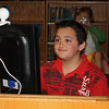 Mary Orr Students Skype with Author : 5th grade students from Mary Orr Intermediate had the opportunity to have a conversation with one of their favorite authors, Andrew Clements. Although Clements was in Massachusetts, the students were able to speak to him face-to-face with the use of a webcam and an internet video calling program called Skype.