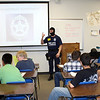 Career Day at Worley : Worley Middle School Career Day took place Wednesday, May 25, 2011. The lineup of presenters represented a broad range of careers and job fields. The day kicked off with a keynote speech given by Judith Carrier, President of Tarrant County Community College. Following the keynote, students split into breakout sessions to hear mini-presentations by speakers such as: an Athletic Director, Microbiologist, Martial Arts Instructor, Restaurant Owner, Music Producer and many more. There were a total of 36 career day presentations, and students had the opportunity to select the ones they were most interested to hear ahead of time.