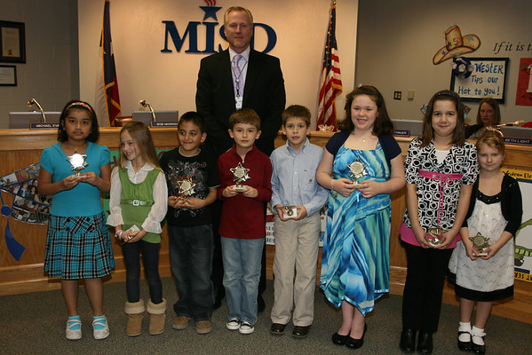 January 2010 School Board Meeting