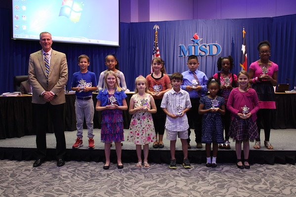 October 2012 MISD School Board Meeting