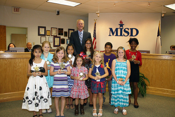 September 2011 MISD Regular School Board Meeting.
