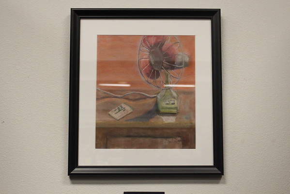 "2015 Art Show ""Reflections & Shadows"" by Dr. Fred Garza"