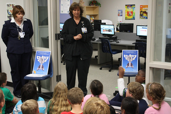 Students Name Hospital's Surgical Robot