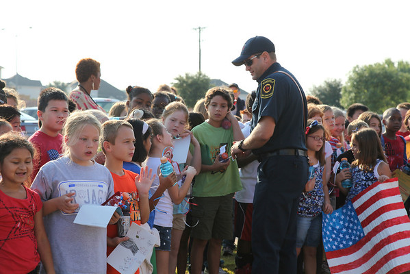 Tipps Thanks First Responders
