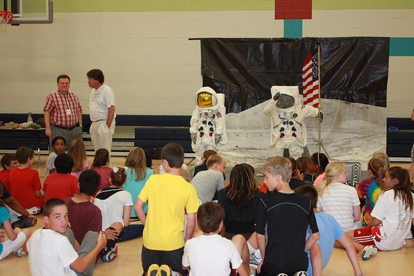 Astronaut Training at Asa Low