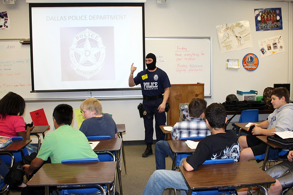 Career Day at Worley