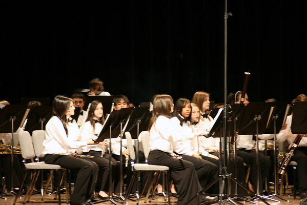 Jones and Coble Middle Schools Pre-UIL Concert