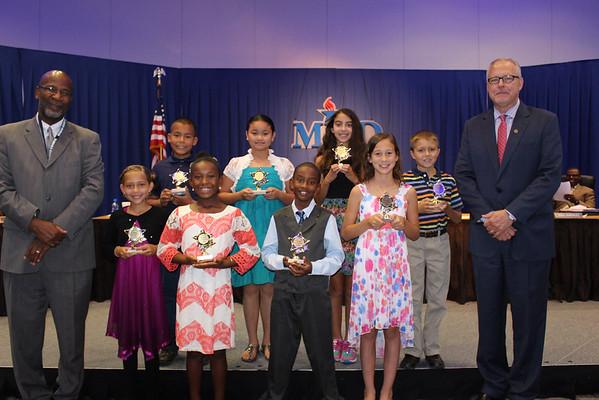 2014 September Regular MISD School Board Meeting