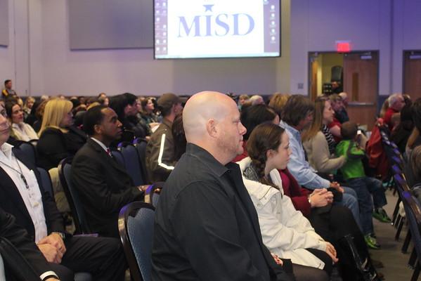 2015 February Regular MISD School Board Meeting