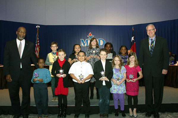 February 2013 Regular MISD School Board Meeting