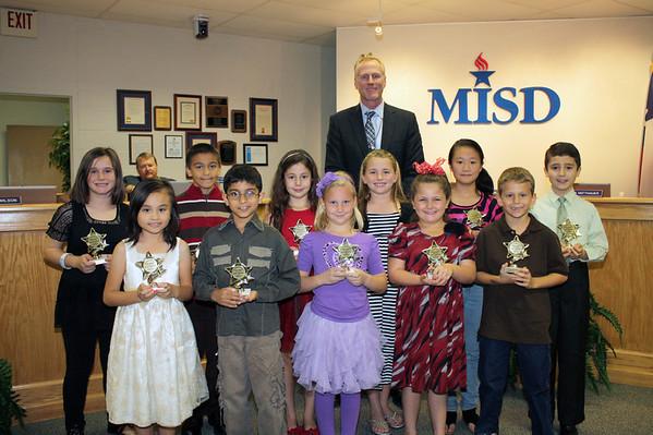 November 2011 Regular MISD School Board Meeting