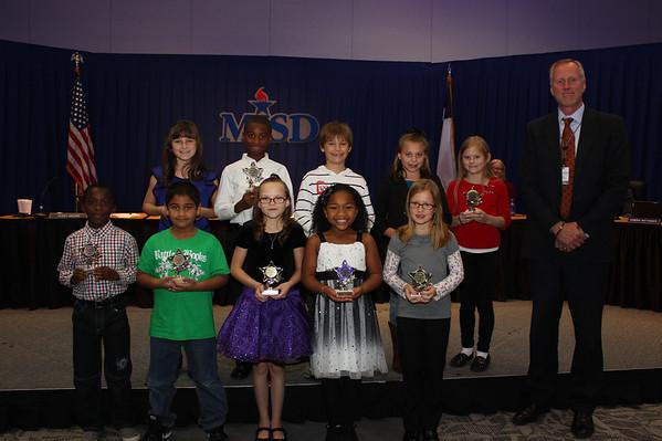 November 2012 School Board Meeting