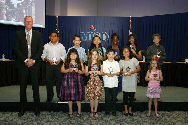 September 2012 MISD School Board Meeting